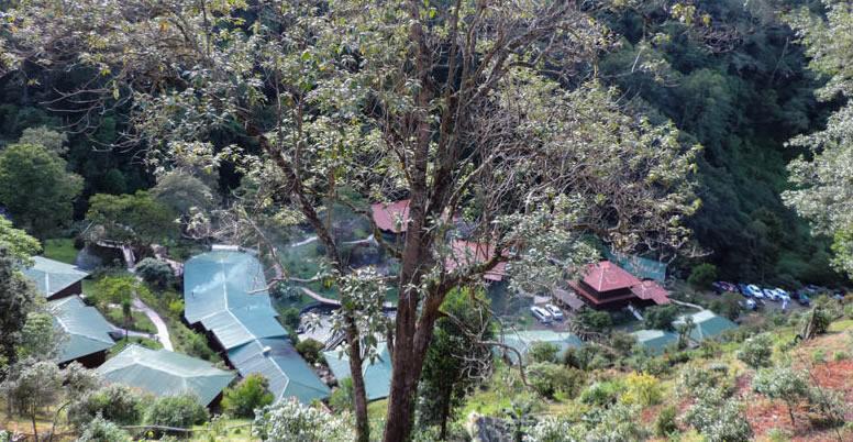 San Gerado de Dota, Trogon Lodge, Costa Rica